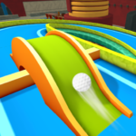 Mini Golf 3D City Stars Arcade – Multiplayer Rival   APK MOD (Unlimited Money) 25.6