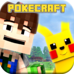 Mod PokeCraft + New Mod and Skins APK MOD (Unlimited Money) 3.0