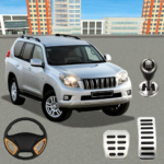 Real Prado Car Parking Games 3D: Driving Fun Games   APK MOD (Unlimited Money) 2.0.076