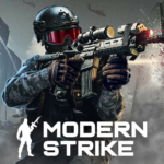 Modern Strike Online: PvP FPS APK MOD (Unlimited Money) 1.38.0