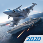 Modern Warplanes Sky fighters PvP Jet Warfare   APK MOD (Unlimited Money) 1.17.2