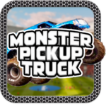 Monster Pickup Truck APK MOD (Unlimited Money) 7.9