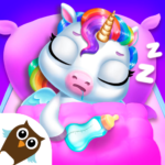 My Baby Unicorn – Virtual Pony Pet Care & Dress Up APK MOD (Unlimited Money) 13.0.4