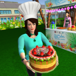 My Home Bakery Food Delivery Games APK MOD (Unlimited Money) 1.11