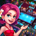 My Little Paradise : Resort Management Game APK MOD (Unlimited Money) 1.9.8