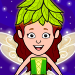 My Magical Town – Fairy Kingdom Games for Free APK MOD (Unlimited Money) 2.1