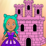 👸 My Princess Town – Doll House Games for Kids 👑 APK MOD (Unlimited Money) 2.4