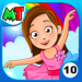 My Town : Dance School. Girls Pretend Dress Up Fun APK MOD (Unlimited Money) 1.27