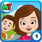 My Town : Home DollHouse – Pretend Play Kids House APK MOD (Unlimited Money) 6.04