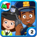 My Town : Police Station Pretend games for Kids APK MOD (Unlimited Money)