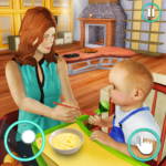 New Baby Single Mom Family Adventure APK MOD (Unlimited Money) 1.0.4