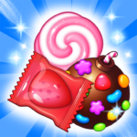 New Sweet Candy Pop: Puzzle World APK MOD (Unlimited Money) 1.0.11