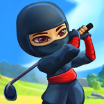 Ninja Golf ™ APK MOD (Unlimited Money) 1.6.7