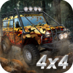 Offroad rally: driving 4×4 trucks APK MOD (Unlimited Money) 1.04