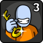One Level 3: Stickman Jailbreak APK MOD (Unlimited Money) 1.8.3