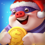 Piggy GO Clash of Coin  APK MOD (Unlimited Money) 3.7.0com.stundpage.nimi.fruit.blender