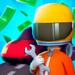 Pit Crew Heroes – Idle Racing Tycoon APK MOD (Unlimited Money) 2020.17.8