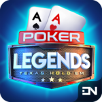 Poker Legends – Free Texas Holdem Poker Tournament APK MOD (Unlimited Money) 2.8