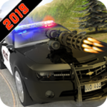 Police Car Chase: Highway Pursuit Shooting Getaway APK MOD (Unlimited Money) 2.3.8