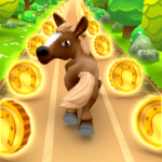 Pony Racing 3D APK MOD (Unlimited Money) 1.5.4