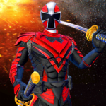Power Dino Hero Ninja Fighters Battle Shadow Steel APK MOD (Unlimited Money) 5.0