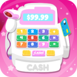 Princess Cash Register APK MOD (Unlimited Money)