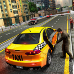 Pro TAXI Driver Crazy Car Rush : Driving Simulator APK MOD (Unlimited Money) 1.1.4