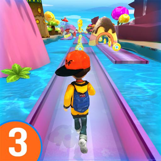 RUN RUN 3D – 3 APK MOD (Unlimited Money) 501.5.0