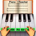 Real Piano Teacher APK MOD (Unlimited Money) 6.2