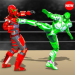 Real Robot fighting games – Robot Ring battle 2019 APK MOD (Unlimited Money) 1.1.5