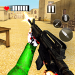 Real Shooting Counter Terrorist APK MOD (Unlimited Money) 1.0.7