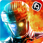 Real Steel Boxing Champions APK MOD (Unlimited Money) 2.5.155