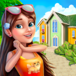 Resort Hotel: Bay Story APK MOD 1.17.4  (Unlimited Money)
