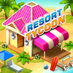 Resort Tycoon – Hotel Simulation APK MOD (Unlimited Money) 9.2