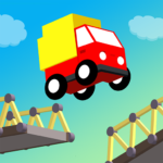 Risky Rider : Extreme Car Bridge Driving APK MOD (Unlimited Money) 1.0.2