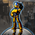 Robot Crusher Battle Ballz APK MOD (Unlimited Money) 0.9.69