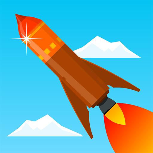 Rocket Sky! APK MOD (Unlimited Money) 1.3.9
