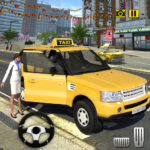 Rush Hour Taxi Cab Driver: NY City Cab Taxi Game APK MOD (Unlimited Money) 1.11