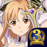 SWORD ART ONLINE:Memory Defrag APK MOD (Unlimited Money) 1.42.2