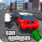 San Andreas Mafia Gangster Crime APK MOD (Unlimited Money) 2.3