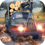 Sawmill Driver: Logging Truck & Forest Harvester APK MOD (Unlimited Money) 1.2