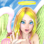 Sexy girls angels APK MOD (Unlimited Money) 1.8