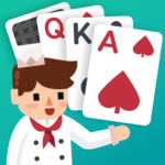 Solitaire : Cooking Tower APK MOD (Unlimited Money) 1.3.0