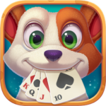 Solitaire Pets Adventure – Free Classic Card Game APK MOD (Unlimited Money) 2.4.875
