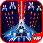 Space Shooter: Alien vs Galaxy Attack (Premium) APK MOD (Unlimited Money) 1.475