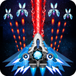 Space shooter – Galaxy attack – Galaxy shooter  APK MOD (Unlimited Money) 1.510
