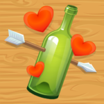 Spin the Bottle: Kiss, Chat and Flirt   APK MOD (Unlimited Money) 2.4.5