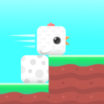 Square Bird APK MOD (Unlimited Money) 3