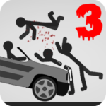 Stickman Destruction 3 Heroes🏁 APK MOD (Unlimited Money) 1.13