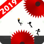 Stickman Impaled:Stick Parkour Platformer APK MOD (Unlimited Money) 1.1.9